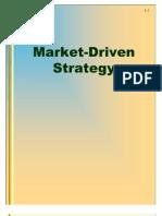Market Driven+Strategy