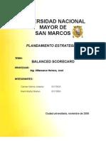 t1 Balanced Scorecard