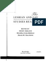 Butler Imitation and Gender Insubordination