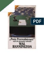 Hannington, Wal - Panie Przewodniczacy Czyli Jak Prowadzic Zebrania - 1991 (Zorg)