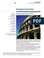 77910335 CS European Public Finances 2012