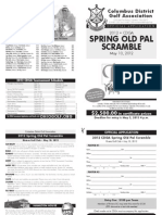 CDGA Spring Old Pal