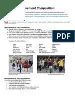 Gr. 8 Move Comp Task Sheet