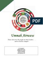 Ummah Airways - Business Plan
