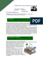 ponencia Del megáfono a lasocial Media revAMesa