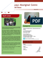 Pathways Newsletter - March 2012