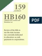 HB159 Booklet