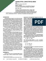 C.R. Brazier et al- Fourier transform emission spectroscopy of the nu-3 band of the N3 radical