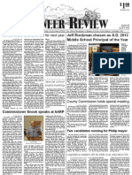 Pioneer Review, March 1, 2012