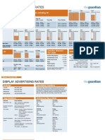 Rates Display Guardian