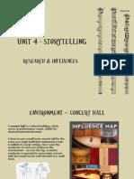 Unit 4 - Storytelling