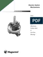 Electric Switch Type Flotador