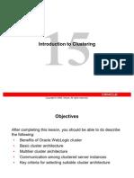 Les 15-Intro Cluster
