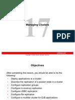 Les 17-Manage Cluster