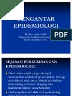 CRP3- K1- Konsep Dasar Epidemiologi