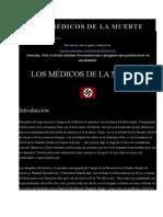 LOS MÉDICOS DE LA MUERTE