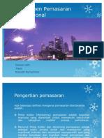 Manajemen Pemasaran Internasional(1)