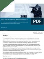 The E-Book of Technical Market Indicators