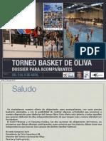 Dosier torneo oliva 2012 para acompañantes