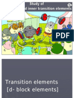 Chemistry of Transition and Inner Transition Elements+.