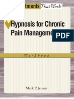 Hypnosis for Chronic Pain Management_ Wo - Mark P. Jensen