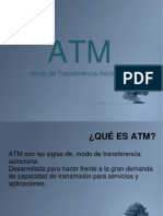 ATM-REDES