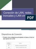 Conexion LAN y Otros