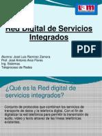 Red Digital de Servicios Integrados-jose Luis Ramirez Zamora