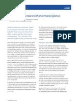 Pushing the Boundaries of Pharmacovigilance 3161