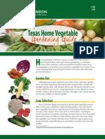 E-502 Home Vegetable Guide