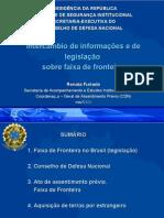 Fronteiras Da America Do Sul