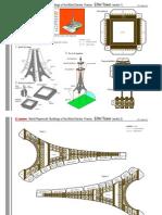 Torre Eiffel Eiffel Craft