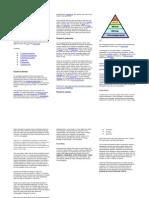 An Ecological Pyramid