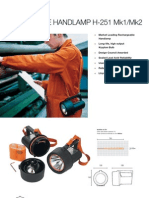 NONATEX Wolflite H-251 Brochure