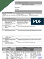 Formato Estándar de secuencia didáctica