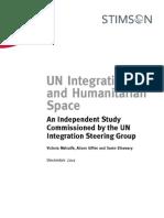 Integration Report Final