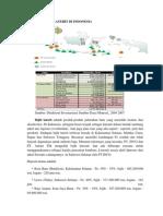 Peta Sebaran Laterit Di Indonesia