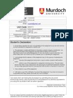 E-assignmentCoverSheet