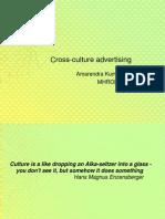 Cross Culture Advertising