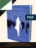 Women Want More - PDF