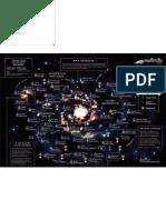 Warhammer 40k Map of Space Marine Worlds