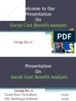 9579340 Social Cost Benefit Analysis Overview About Two Approaches of SCBA