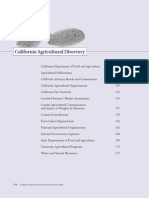 California Agricultural Directory