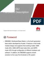 OMB021400 DBS3900 GU V1R2 Hardware Description ISSUE 1.00