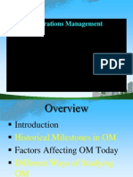 Operations Management Ppt @ Bec Doms Bagalkot Mba