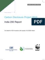 Cdp Report 2010