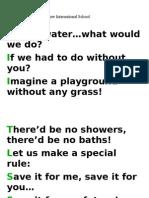 FIS - 4F Water Poem -- Rutaba 0809