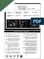 Garage Door SDO V8 Owner's Manual