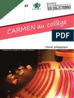 DP Carmen au collège