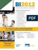 BI 2012 Brochure